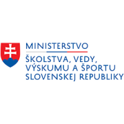 Ministerstvo školstva LOGO